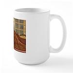 Flight of the Swan (Elegant) Large Mug