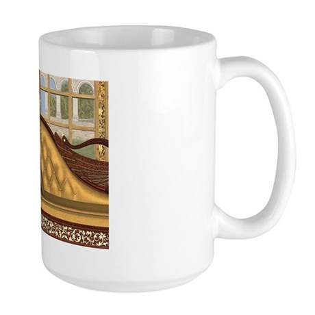 Flight of the Swan (Eclectic) Large Mug