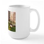 Black Eyed Susans Large Mug