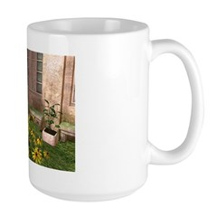 Black Eyed Susans Large Mug