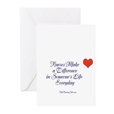 Cute Nurses week Greeting Cards (Pk of 10)
