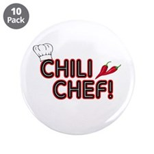"Chili Chef 3.5"" Button (10 pack)"