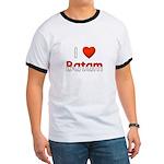 I Love Batam Ringer T