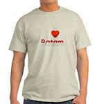I Love Batam Light T-Shirt