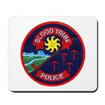 Blood Tribe Police Mousepad