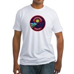 Blood Tribe Police Fitted T-Shirt