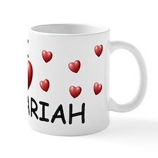 I Love Zachariah - Mug