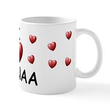 I Love Sanaa - Mug
