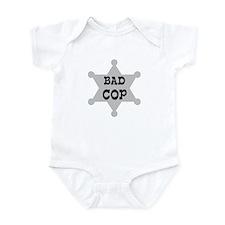 Bad Cop - Twins Infant Bodysuit