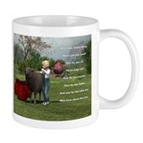 Baa, Baa, Black Sheep Mug