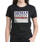 SEMAJ for congress Tee