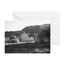 Black and White Classic Photo Greeting Cards (Pk o