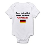 Make Me Look German Onesie