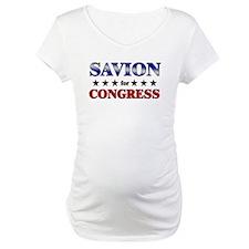 SAVION for congress Shirt