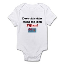 Make Me Look Fijian Infant Bodysuit