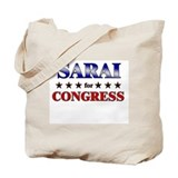 SARAI for congress Tote Bag