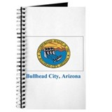 Bullhead City AZ Flag Journal