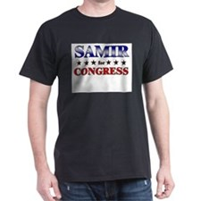 SAMIR for congress T-Shirt