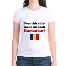 Make Me Look Romanian T