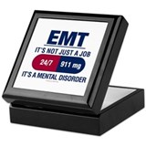 Fire/Ems Keepsake Box