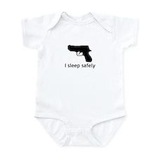 I Sleep Safely Infant Bodysuit