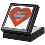 I Share My Heart Keepsake Box