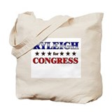 RYLEIGH for congress Tote Bag