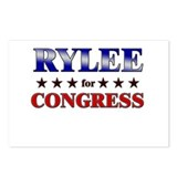 RYLEE for congress Postcards (Package of 8)