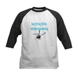 Keep on flyin' - heli Tee