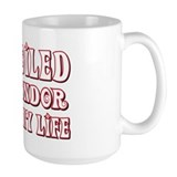 Spoiled Komondor Ceramic Mugs