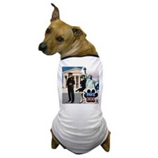 Paw & Order Dog T-Shirt