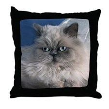 HIMALAYAN BLUE-POINT CAT PILLOW