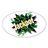 Jackpot Winner Decal
