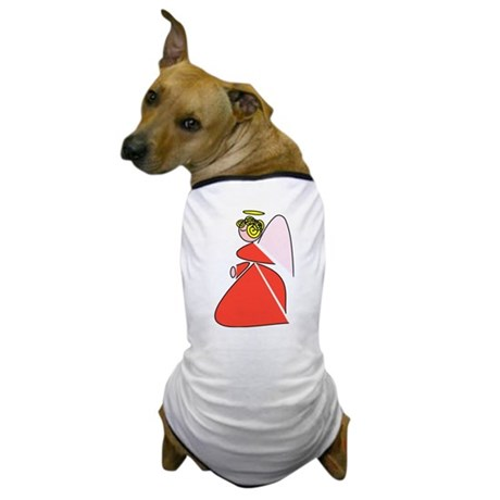 Pretty Angel Dog T-Shirt
