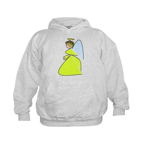 Pretty Angel Kids Hoodie