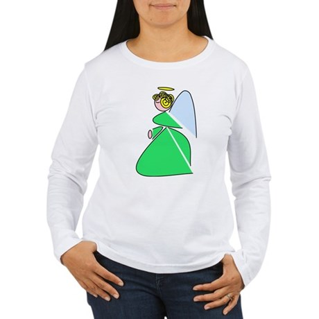 Pretty Angel Women's Long Sleeve T-Shirt