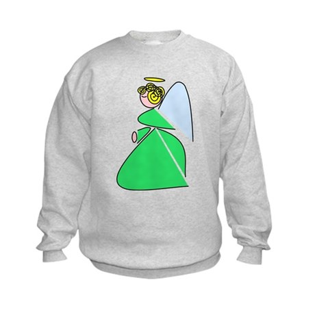 Pretty Angel Kids Sweatshirt