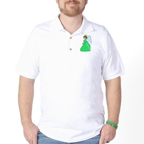 Pretty Angel Golf Shirt