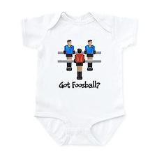 Got Foosball? Infant Bodysuit