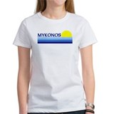 Mykonos, Greece Tee