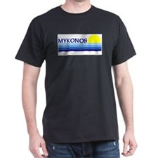 Mykonos, Greece T-Shirt