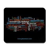 Tag Cloud Mousepad