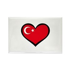 Turkish Love Rectangle Magnet (10 pack)