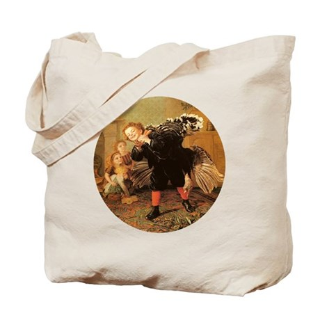 Vintage Thanksgiving Tote Bag