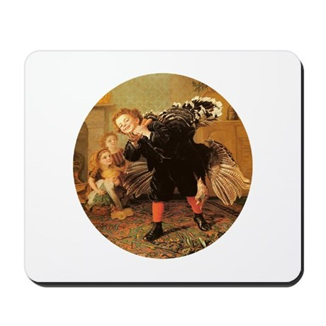 Vintage Thanksgiving Mousepad