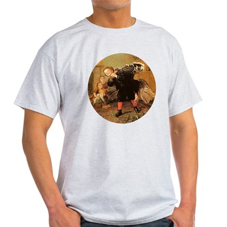 Vintage Thanksgiving Light T-Shirt