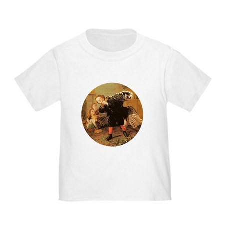 Vintage Thanksgiving Toddler T-Shirt
