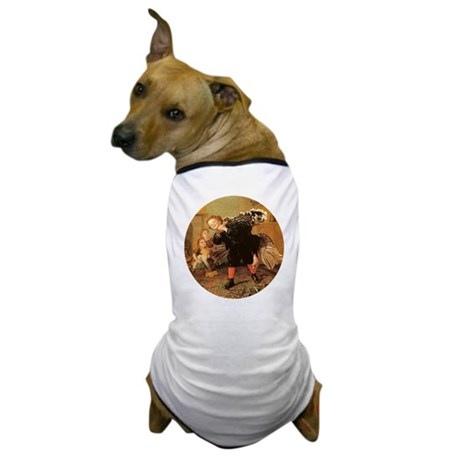 Vintage Thanksgiving Dog T-Shirt