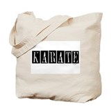 &quot;Karate&quot; 1 Tote Bag