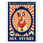 SGT. Stubby Small Poster